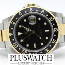 Ρολεξ (Rolex) GMT Master II 16713 Steel Gold Ser . S 1994 2181/82