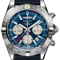 Breitling Chronomat 44 GMT ab042011/c851-3or