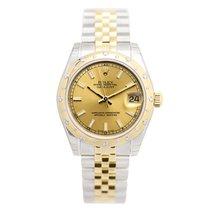 Ρολεξ (Rolex) Lady Datejust 18 K Yellow Gold Gold Automatic...