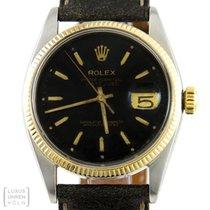 Rolex Uhr Oyster Perpetual Datejust Edelstahl/Gold Vintage...
