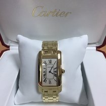 Cartier Tank Americaine 22.5x44.5mm Ref. 1720