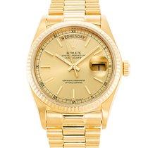 Ρολεξ (Rolex) Watch Day-Date 18038
