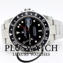 Rolex GMT-Master II 16710 40 MM 2002 Ser . P IU Just Serviced