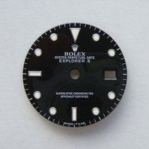 """Rolex Quadrante / dial nero """"trizio"""" per Explorer II..."""