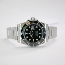 Rolex Submariner Date Stainless Steel Ceramic Bezel - 116610