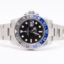 Rolex GMT Master Batman II 116710BLNR