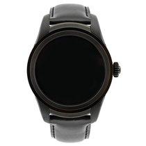 Montblanc Summit Smartwatch - Black Steel Case