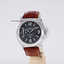 Panerai Luminor Marina Logo PAM 005 top condition German papers