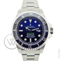 Rolex DEEPSEA D-Blue Sea-Dweller New-Full Set