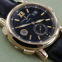 Ulysse Nardin GMT Dual Time 246-55