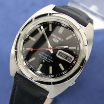 Seiko Sports 5 Auto Rare Vintage Mens 21 Jewel 1970s Made in...