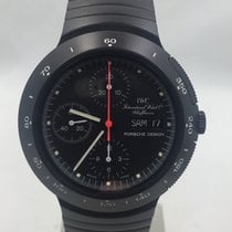 IWC Porsche Design Aluminum Chronograph ref 3701
