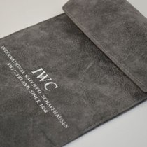 IWC Fleece Tasche Reise Etui