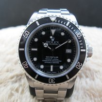 Rolex 2001 ROLEX SEA DWELLER 16600 WITH SEL
