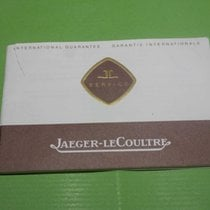 Jaeger-LeCoultre vintage warranty booklet papers rare newoldstock