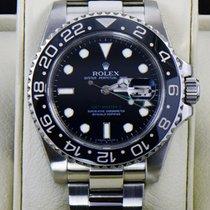 Rolex GMT Master II Ceramic Bezel Stainless Steel 116710