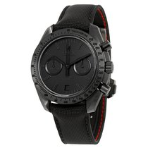 Omega Men's 31192445101005Speedmaster Dark side of the moon