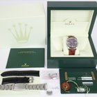Rolex Oyster Perpetual 36mm - Red Grape Dial