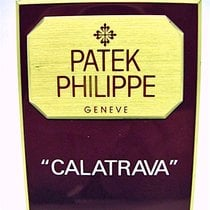 "Patek Philippe Konzessionär Dekorationsständer ""CALATRAVA&..."