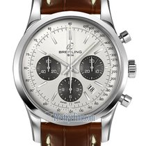 Breitling Transocean Chronograph 43mm ab015212/g724-2ct