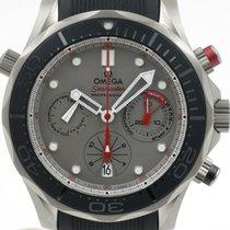"""Omega """"Seamaster Diver 300M ETNZ"""" Co-Axial Chronograph..."""