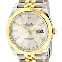 Rolex Datejust Ii126303 Steel, Yellow Gold, 41mm