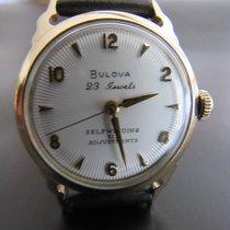 Bulova Vintage 1955,  Automatik, 23 Jewels, vergoldet