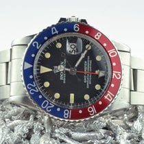Rolex gmt master (B&P included)