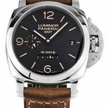 파네라이 (Panerai) Luminor 1950 10 Days GMT Acciaio Automatic Men...