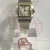 Cartier Santos XL Automatic Steel and Gold W20099C4