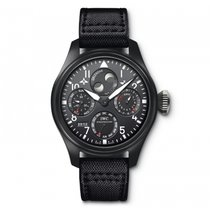 IWC Big Pilot Top Gun Perpetual Calendar Watch