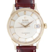 Omega Vintage Omega Constellation Pie Pan Automatic Men's...