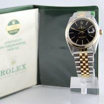 Rolex Datejust New, NOS, steel&Gold 16013
