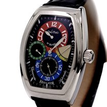 Paul Picot Regulator Firshire 3000 Ref- 0740S Stainless Steel...