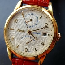 Lorenz Anniversaire Yellow Gold 18K 750 Limited Edition Mens...