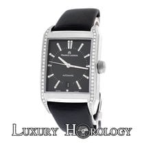 Maurice Lacroix New Unisex PT6247 Pontos Rectangulaire Diamond...