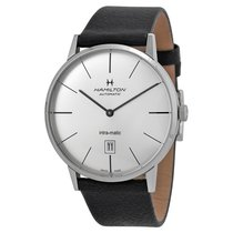 Hamilton Men`s H38755751 American Classic Intra-Matic Watch