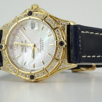 Breitling Sirius 18k mother of pearl (mop) dial