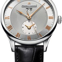 Maurice Lacroix Masterpiece Tradition Date GMT mp6707-ss001-111