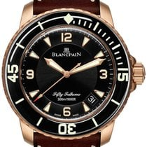 Blancpain Fifty Fathoms Automatic 5015a-3630-63b