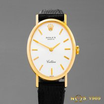 Rolex Cellini 18K Gold 4110 Lady  BOX