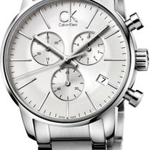 ck Calvin Klein City Chrono K2G27146 Herrenchronograph Swiss Made