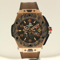 Hublot Ferrari King Gold Carbon 45mm - NEW - n.p. € 39.400,-
