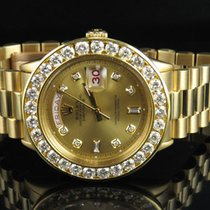 Rolex 18K Mens Yellow Gold Rolex President Day-Date 1803 36MM...