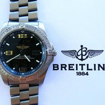 Breitling Chronometre Aerospace Advantage Titanium Chronograph...