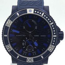 Ulysse Nardin Maxi Marine Diver Limited Edition Black Sea Blue...