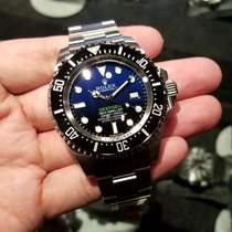 Rolex 116660 D-Blue Dial Deepsea 44mm