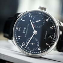 IWC Schaffhausen Portuguese 7 Days Power Reserve