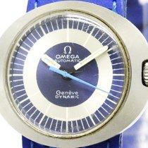 Omega Vintage Omega Geneve Dynamic Steel Leatehr Automatic...