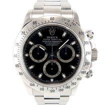 Rolex Daytona 116520 black dial full set